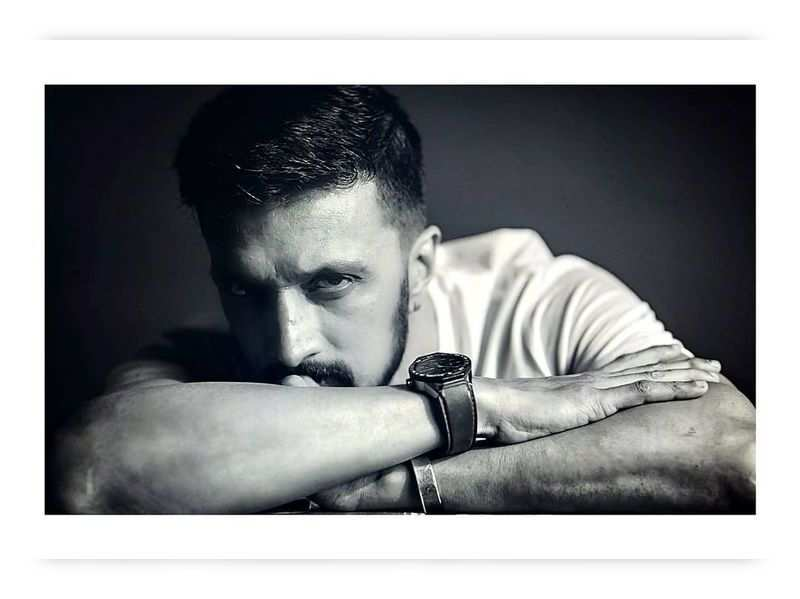 Kiccha Sudeep shares a post thanking everyone praying for his recovery