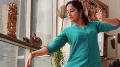 Jyothi Krishna shares a dance video on International Dance Day
