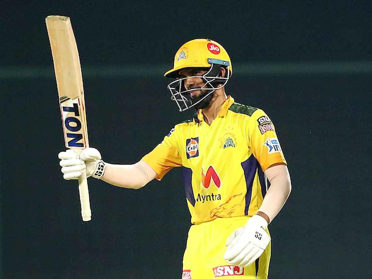 IPL 2021: Ruturaj Gaikwad making it count for Chennai Super Kings | Cricket  News - Times of India