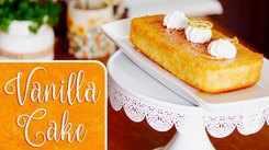 Watch: How to make Vanilla Cake