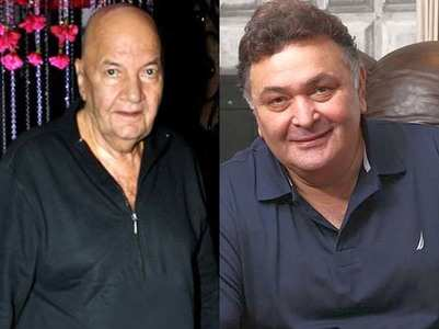 Prem Chopra remembers his actor-friend Rishi