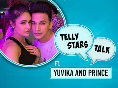 Prince-Yuvika on baby plans, fandom and more