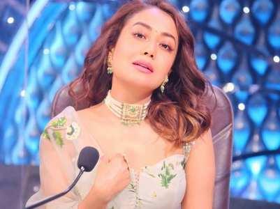 Neha Kakkar jokes about putting on weight