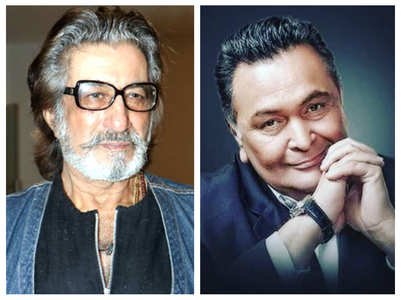 Shakti Kapoor: Rishi always stood by me