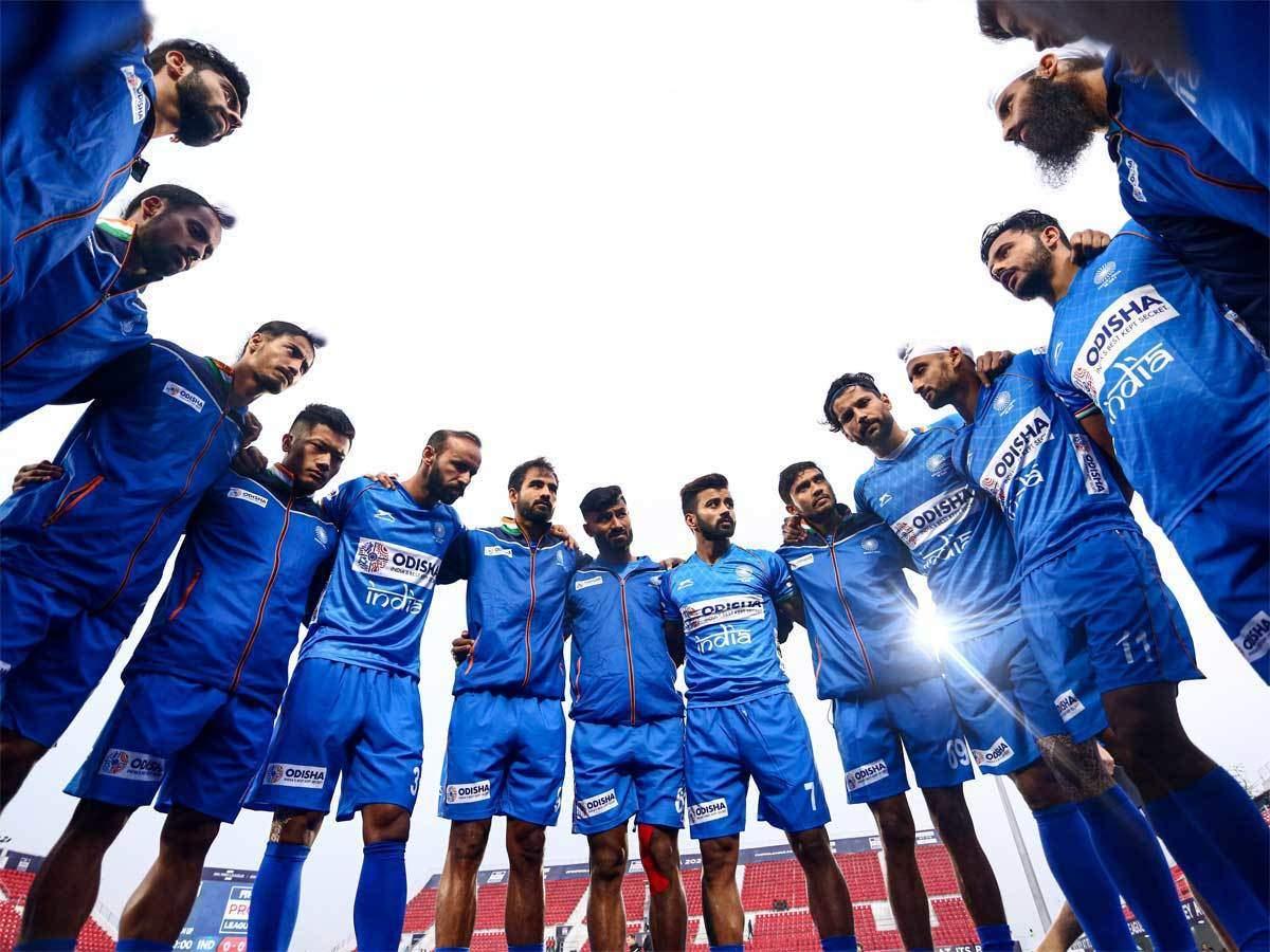 Indian men's hockey team should aim for a medal in Tokyo, not just an Olympian tag: V Baskaran | Hockey News - Times of India