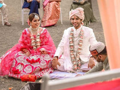 Vikaram Singh ties the knot with Sneha Shkukla