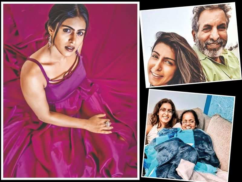I felt helpless when I could not get a hospital bed for my father: Samyuktha Hegde