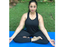 Rani Chatterjee practices yoga to stay fit amid pandemic