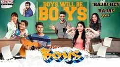 Telugu Song 2021: Latest Telugu Lyrical Video Song 'Raja ! Hey Raja' from 'Boys Will Be Boys' Ft. Geetanand and Mitraaw Sharma