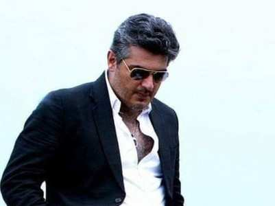 Ajith's stylish pictures