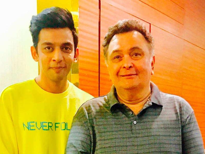 Ashrut Jain reminisces 'Mulk' co-star Rishi Kapoor: We need more like him