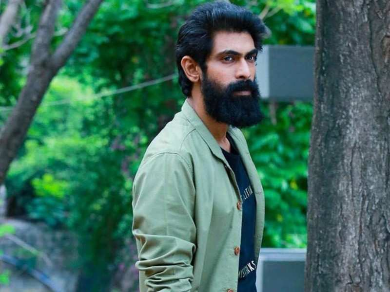 Rana Daggubati gives his nod to a pan-India film