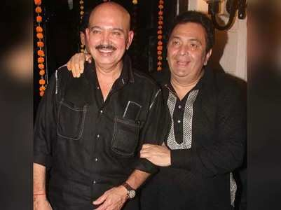Rakesh Roshan on Rishi's death anniversary