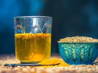 This ajwain-jeera tea helps you slim down!