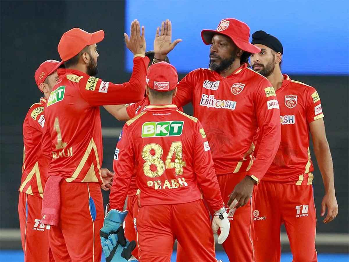 IPL 2021, PBKS vs RCB: Harpreet Brar, KL Rahul ensure big win for Punjab  Kings over Royal Challengers Bangalore | Cricket News - Times of India