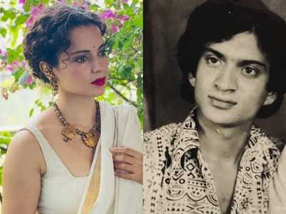 Kangana pens a birthday letter for father