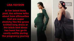 Silhouettes that are a hit during pregnancy with our B-Town mommies