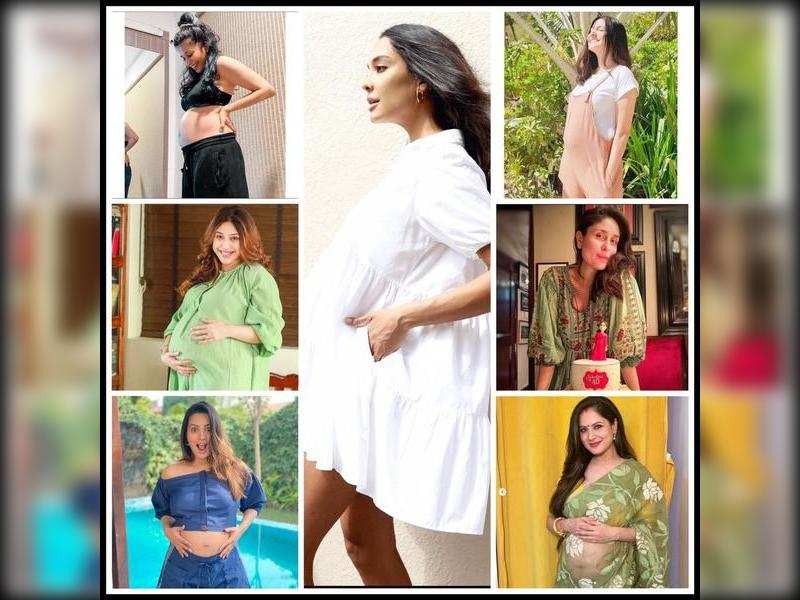 Comfy, chic, hassle-free — Silhouettes that are a hit during pregnancy with our B-Town mommies