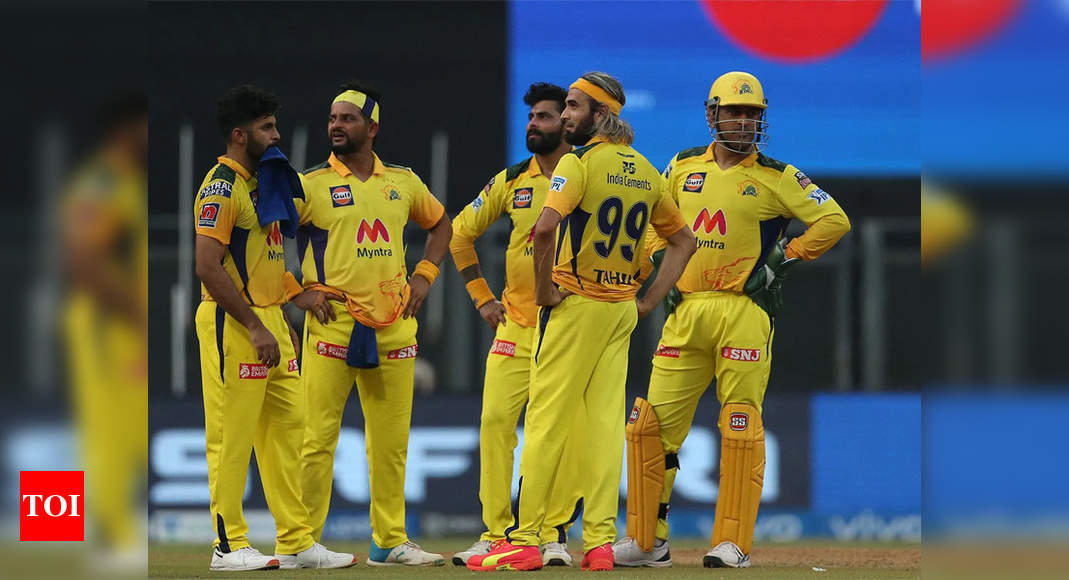 COVID-19: On Labour Day, CSK pay tribute to all frontline workers | Cricket News – Times of India