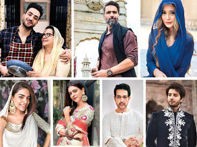 Celebs observing Ramzan during the pandemic