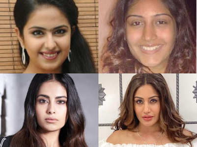 IN PICS: TV actresses and their transformation