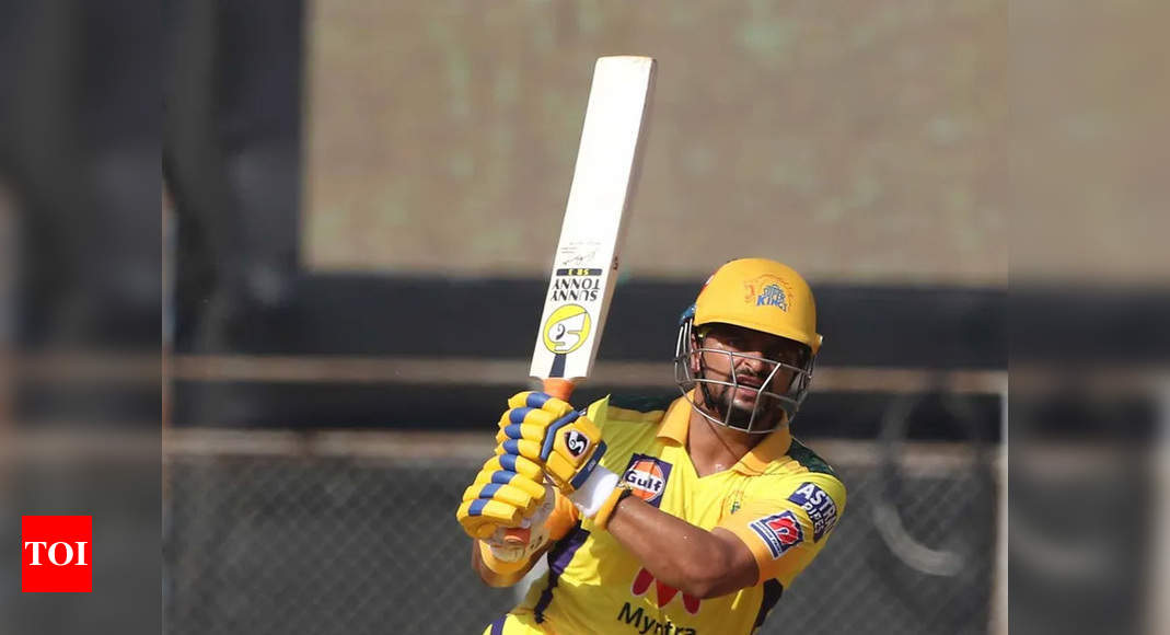 Suresh Raina becomes fourth player to play 200 IPL games | Cricket News – Times of India