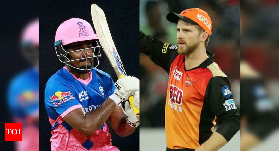 RR vs SRH Preview, IPL 2021: Bottom-placed Rajasthan Royals, Sunrisers Hyderabad hope to get back to winning ways | Cricket News – Times of India