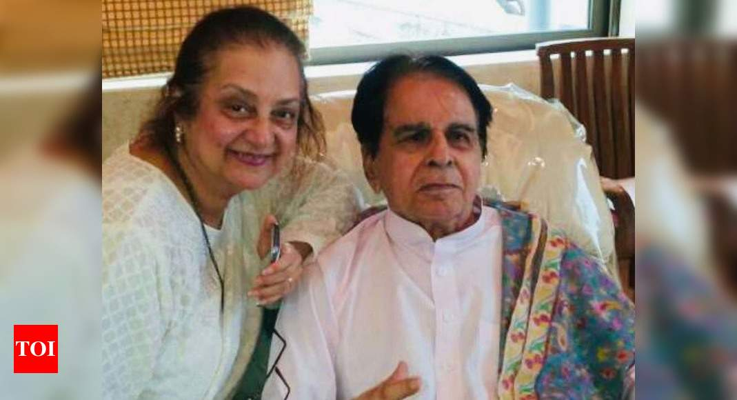 'Dilip Kumar Saab is recovering well and will be discharged from the hospital tomorrow,' Saira Banu shares an update about the veteran actor's health – Times of India