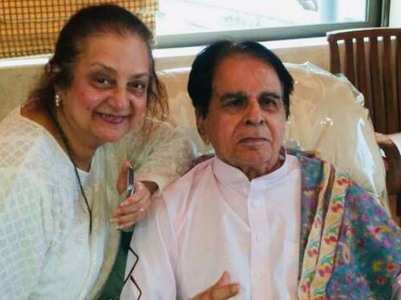 Saira Banu: Dilip Kumar is recovering well