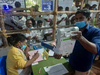 Tamil Nadu Election Results: Early Trends Leading DMK | India News