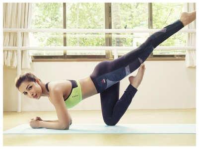 Malaika starts an online fitness workshop
