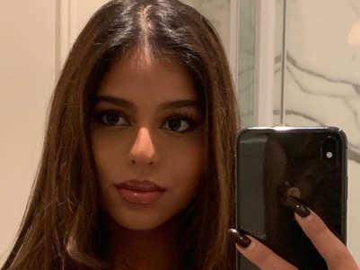 Rock the '90s lip liner trend like SRK's daughter Suhana Khan