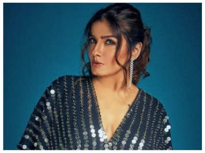Raveena: Would like to be part of SLB films