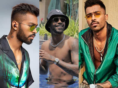 Hardik Pandya's necklace is the ultimate accessory