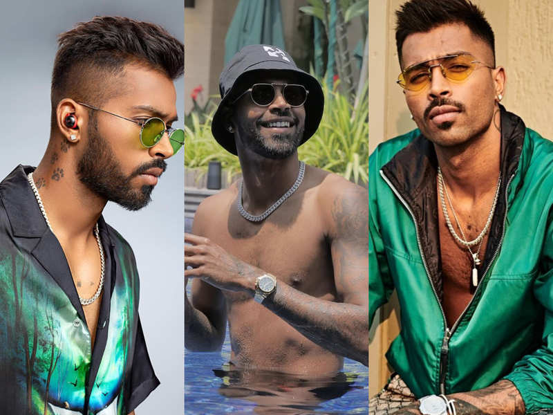 5 times Hardik Pandya proved that chain necklace is his ultimate accessory