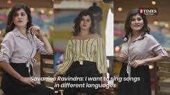 Savaniee Ravindra: I want to sing songs in different languages