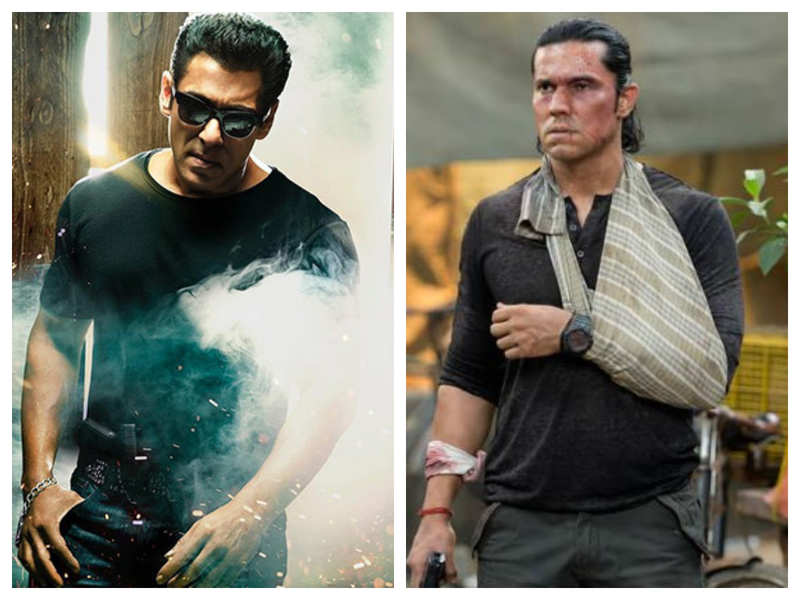 'Radhe: Your Most Wanted Bhai': Randeep Hooda reveals his bathroom fight scene with Salman Khan was imagined on the spot