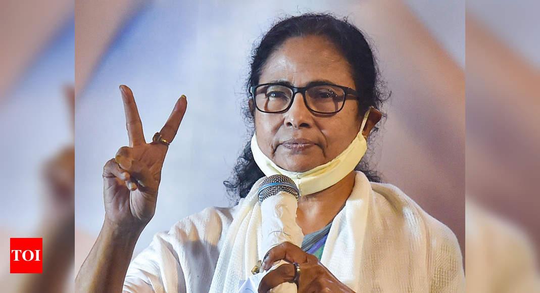 Can Mamata Banerjee remain chief minister despite losing Nandigram? - Times of India