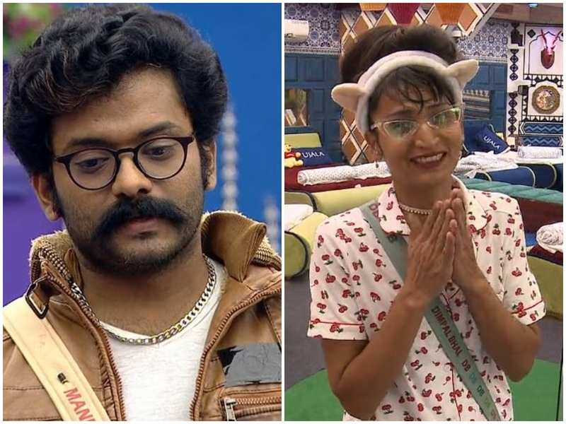 Bigg Boss Malayalam 3: Manikuttan bursts into tears while talking about Dimpal, says he wanted to see her in the top 5