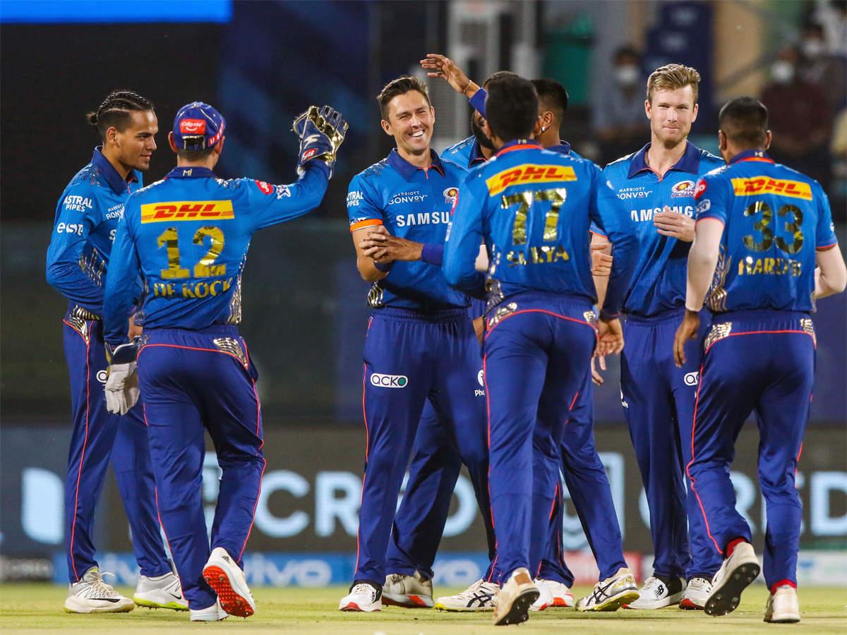 IPL 2021, SRH vs MI: Resurgent Mumbai Indians favourites against Sunrisers  Hyderabad | Cricket News - Times of India