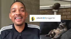 Watch: Will Smith's 'biggest' fan enters his house through a pipe, enjoys popcorn watching 'Bad Boys'