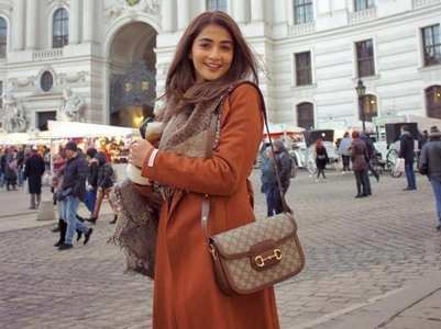 Pooja Hegde shares COVID recovery routine