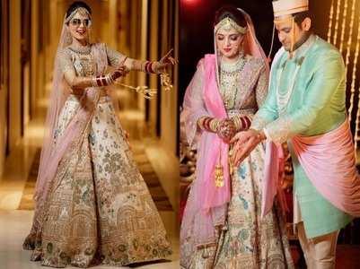 TKSS fame Sugandha shares unseen wedding pics