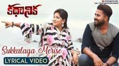 Check Out Latest Telugu Official Lyrical Video Song 'Sukkalaga Merise' From Movie 'Kadhanika' Starring Manoj Nandam And Nainisha