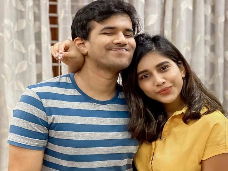 My brother took on the role of my pandemic mother and I, his, says Nabha Natesh