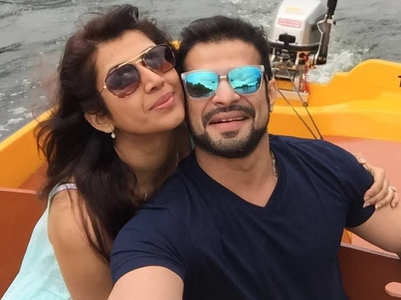 Karan-Ankita celebrate 6 yrs of marital bliss