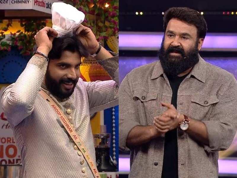 Bigg Boss Malayalam 3: Anoop Krishnan earns a special title from host Mohanlal