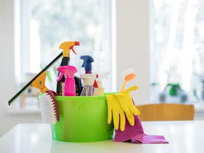 Household chores that help burn calories