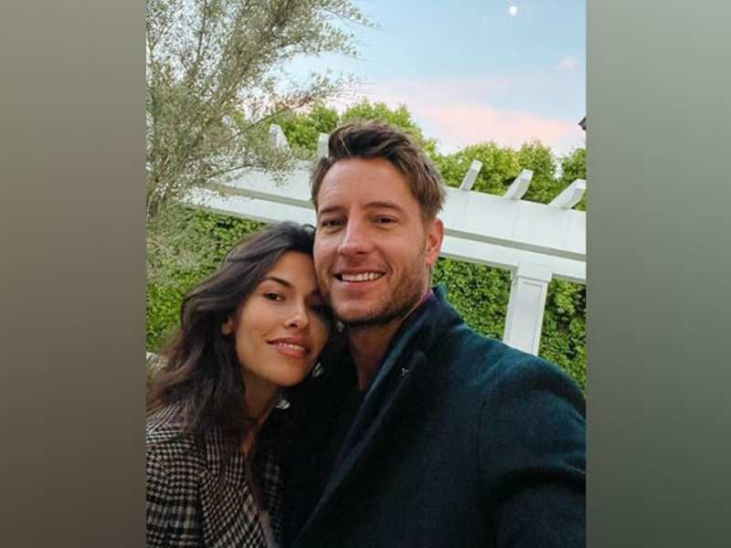 'This Is Us' star Justin Hartley and Sofia Pernas spark wedding rumours