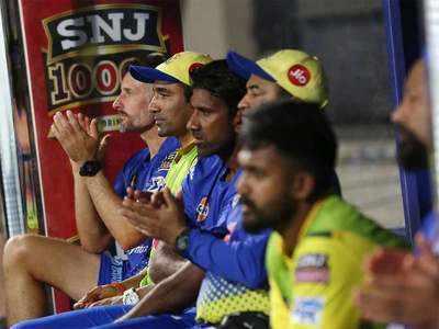 CSK bowling coach L Balaji testing positive inside bubble